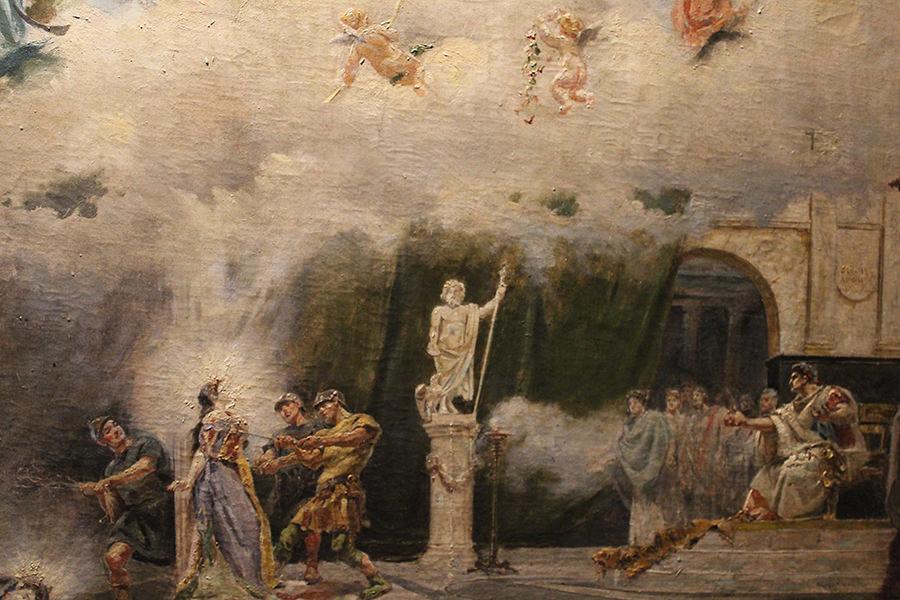 Pallares-Post-Alma-Mater-Museum