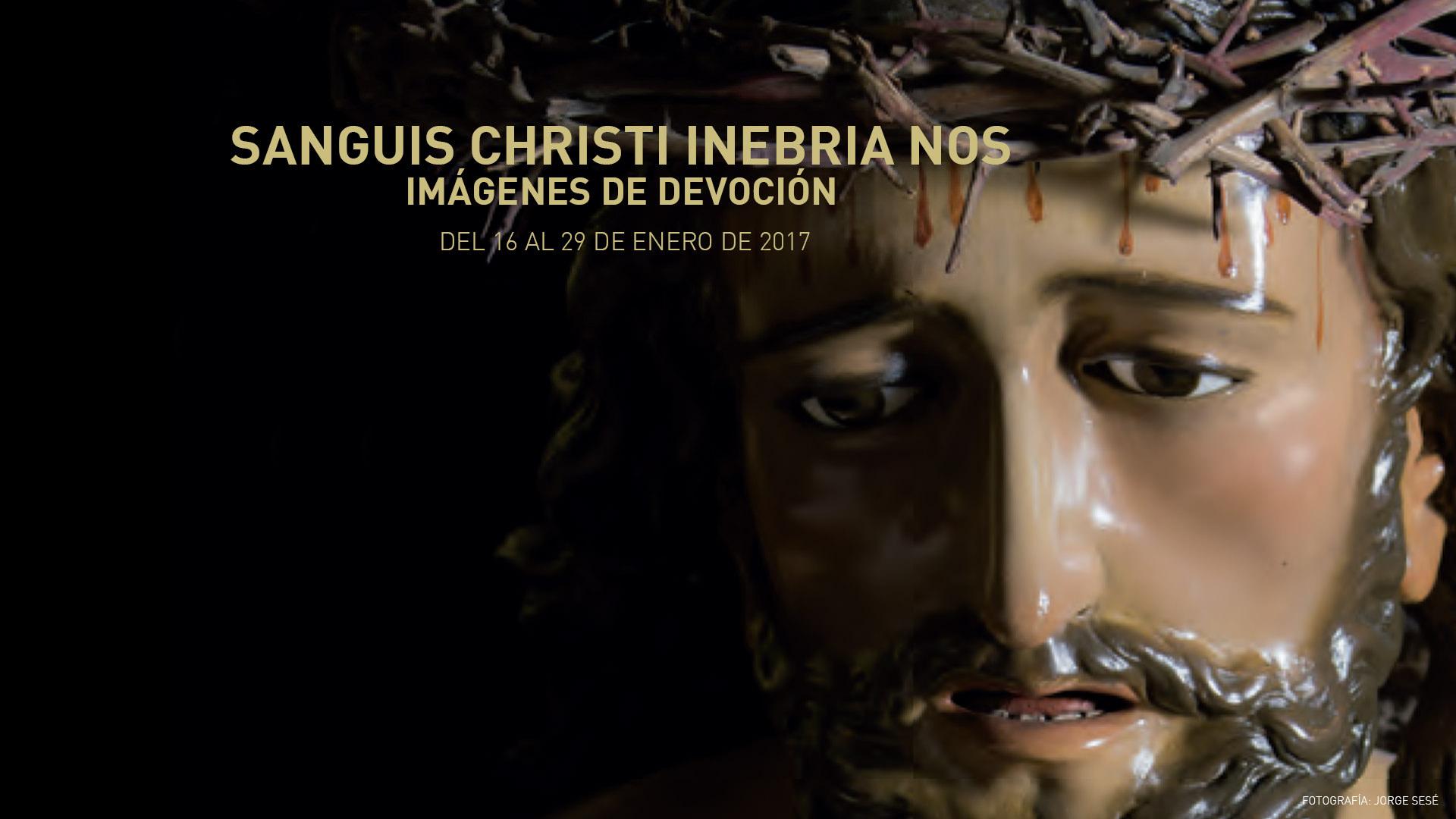 SANGUIS CHRISTI INEBRIA NOS 2