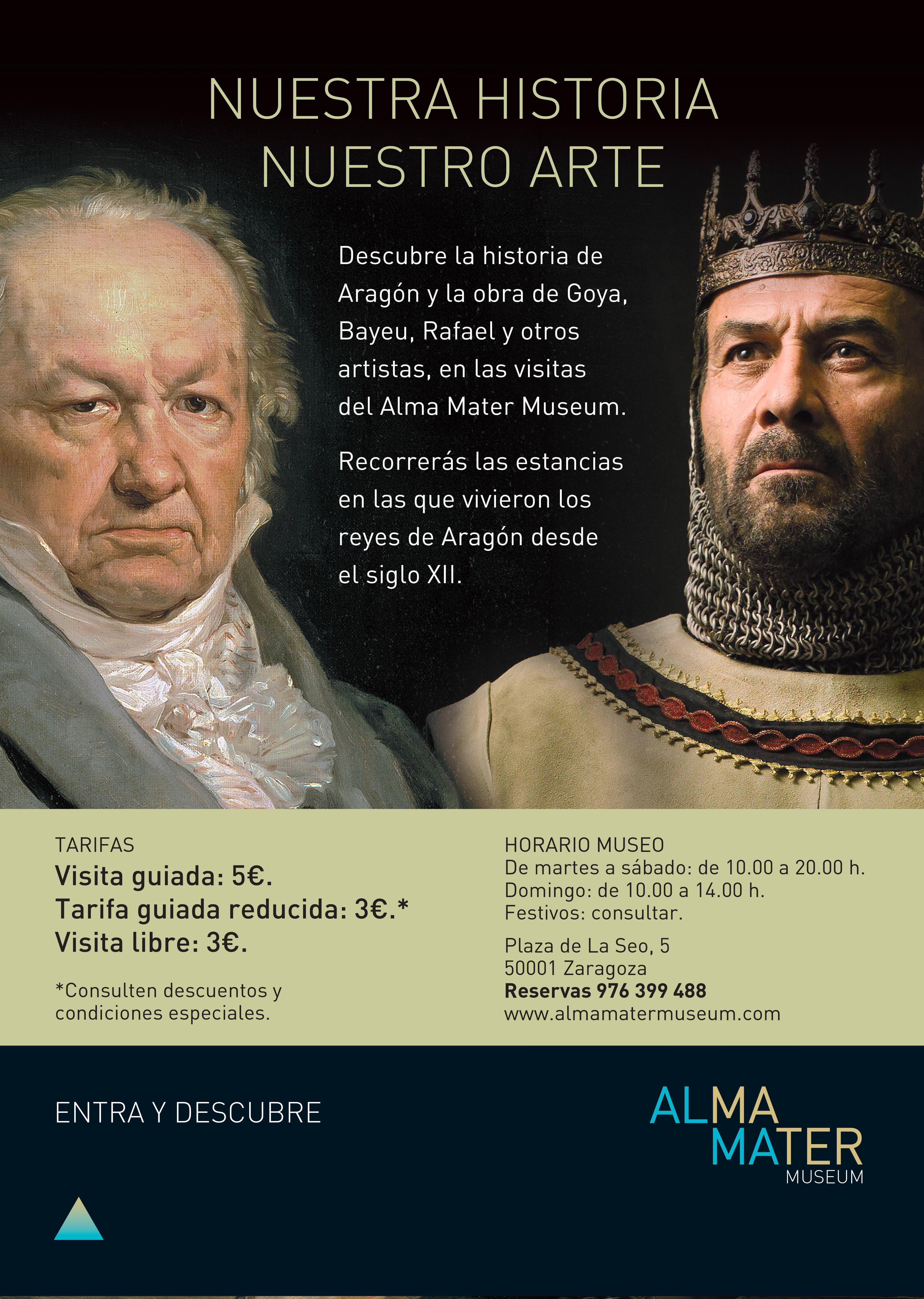 CARTEL VISITAS MUSEO
