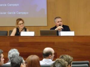 """Conferencia """"Mindfulness y su relación con la creatividad y la creación artística"""", impartida por Javier García Campayo el 13 de junio."""