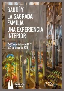 CARTEL EXPO GAUDÍ