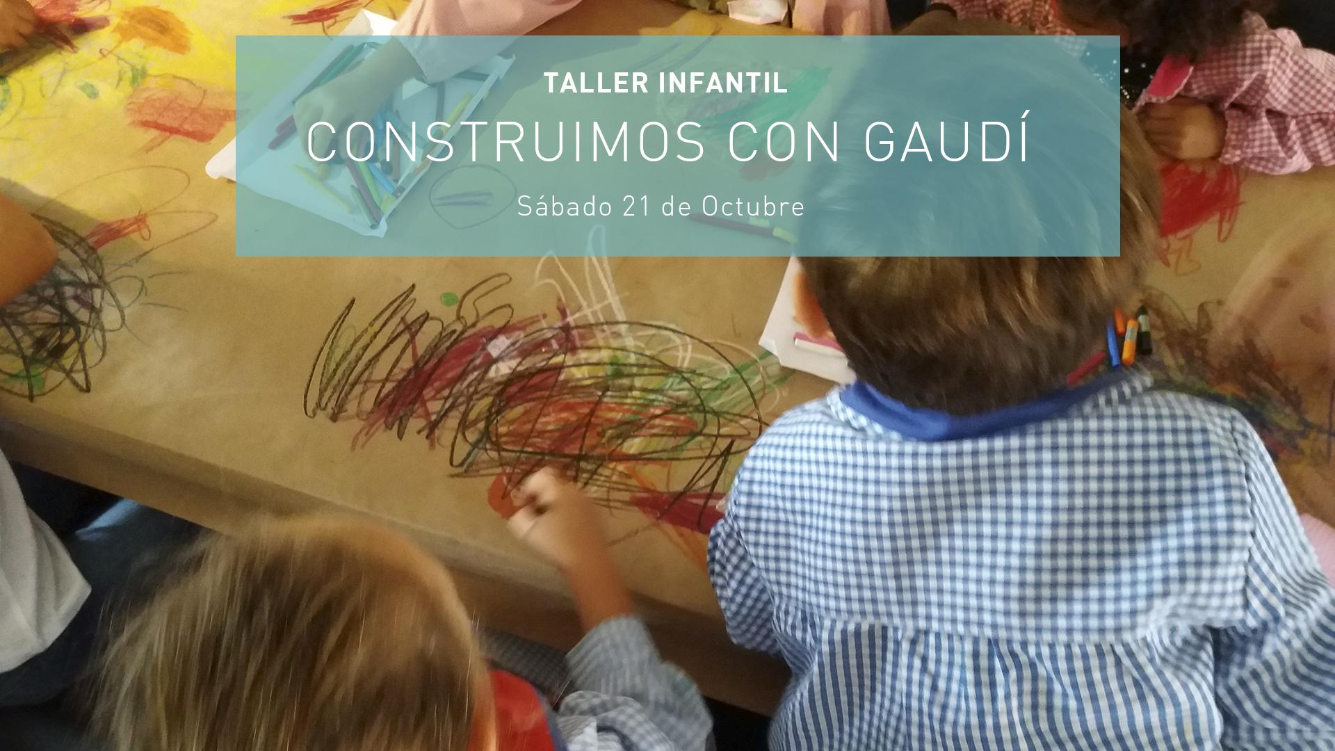 Construimos con Gaudi
