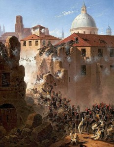 Suchodolski_Assault_on_Saragossa
