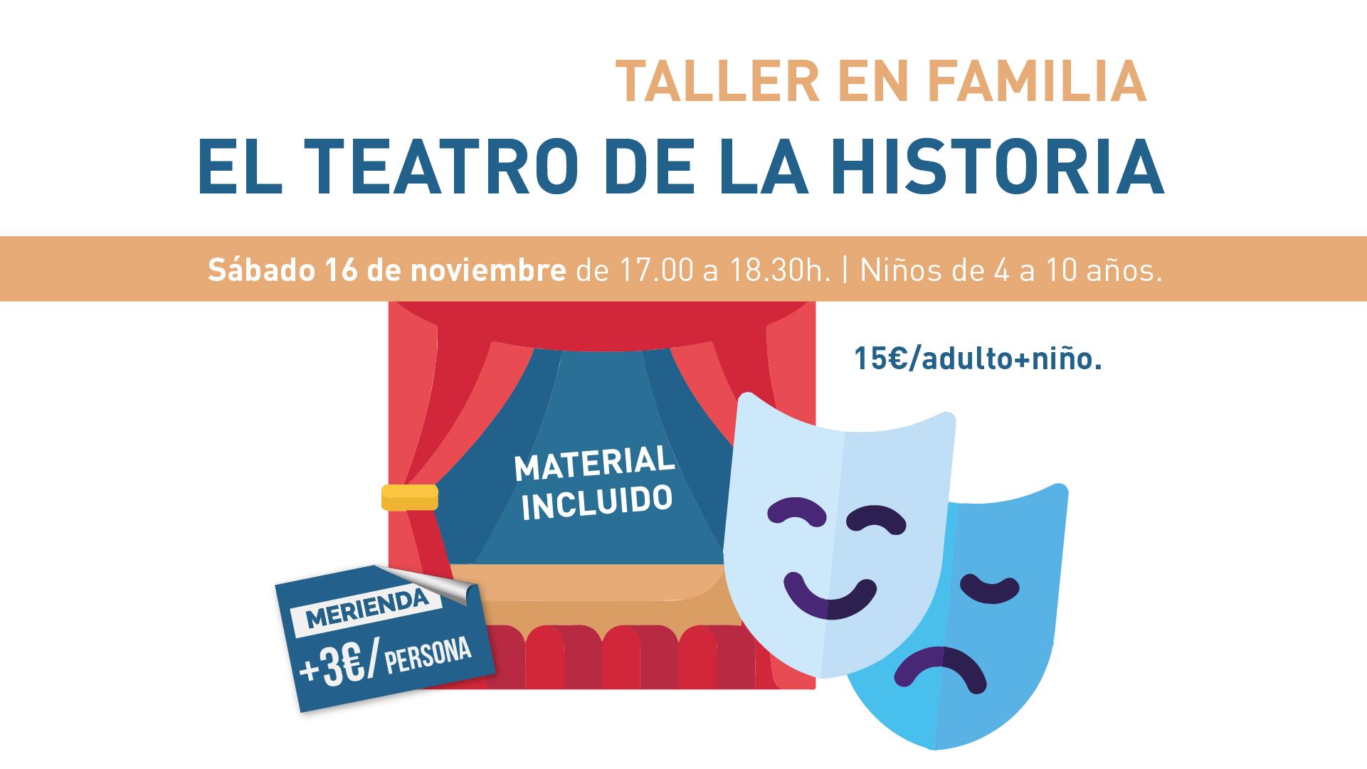 taller teatro historia